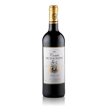 龙船康帝波尔多红酒 750ml