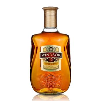 温莎12年调配苏格兰威士忌 700ml