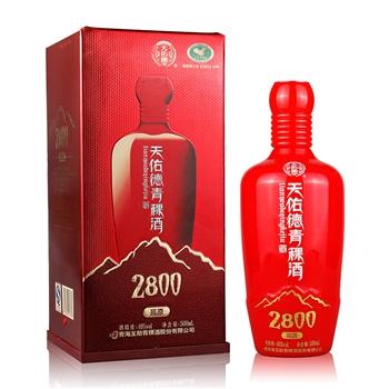 46°天佑德青稞酒海拔2800 500ml