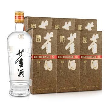54°老贵董酒 500ml (6瓶装)