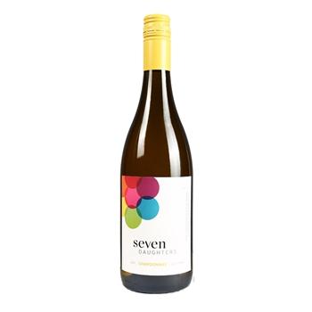 七仙女酒庄-加州霞多丽干白葡萄酒 2013   750ml