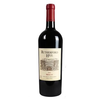 卢瑟福山酒庄-纳帕谷美乐干红葡萄酒 2013   750ml
