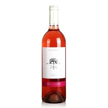 马克斯威酒庄仙露加州白金粉黛粉红葡萄酒750ml