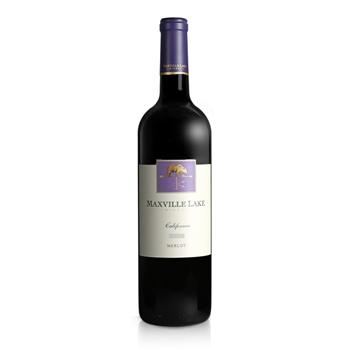 马克斯威酒庄海岸加州美乐干红葡萄酒750ml