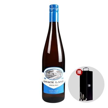 格雷丝酒庄-雅基马谷雷司令甜白葡萄酒 2014 慕尼黑 750ml