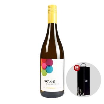 七仙女酒庄-加州霞多丽干白葡萄酒 2013 慕尼黑 750ml