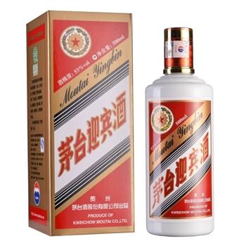 53°茅台酒股份公司迎宾酒(旧包装) 500ml