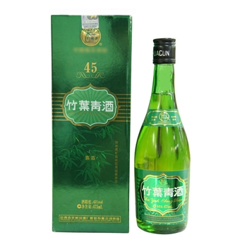 45°牧童牛竹叶青酒 475ml