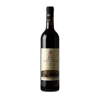 紫轩干红葡萄酒 750ml