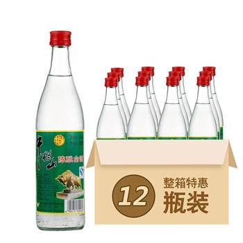 42°牛栏山陈酿 500ml(12瓶装)