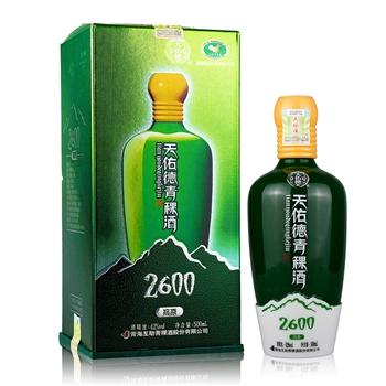 42°天佑德青稞酒海拔2600 500ml