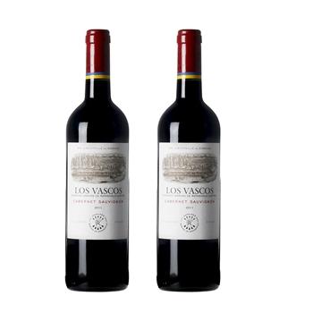 拉菲巴斯克卡本妮苏维翁红葡萄酒 750ml(2瓶装)