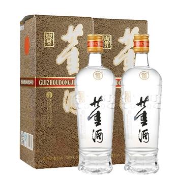 54°老贵董酒 500ml (2瓶装)