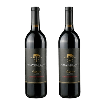 马克斯威-美国加利福尼亚赤霞珠干红-2013(2瓶装)750ml*2