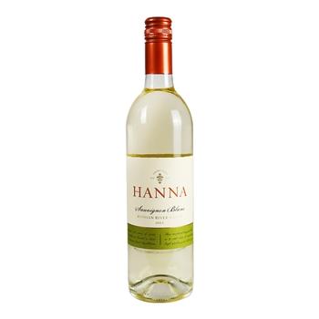 汉纳酒庄-俄罗斯河谷长相思干白葡萄酒 2015  750ml
