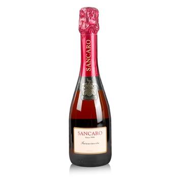 圣卡罗碱性天然水果发酵起泡酒(桃红)375ml