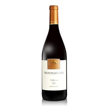 马克斯威酒庄-海岸加州黑比诺干红葡萄酒 750ml