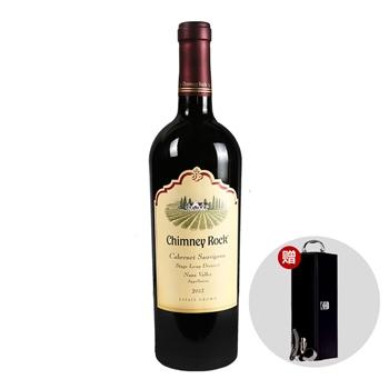 烟囱石酒庄-纳帕谷赤霞珠干红葡萄酒 2013 慕尼黑 750ml