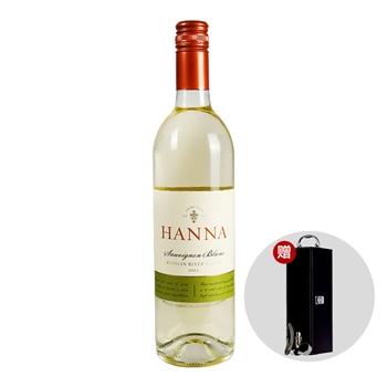 汉纳酒庄-俄罗斯河谷长相思干白葡萄酒 2015 慕尼黑 750ml
