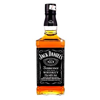 杰克丹尼威士忌 700ml
