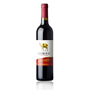 张裕醉诗仙赤霞珠干红葡萄酒 750ml