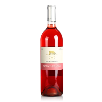 马克斯威酒庄-阳光加州白金粉黛红葡萄酒 750ml