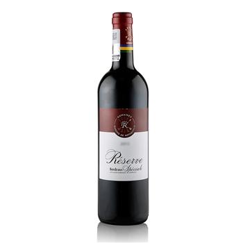 拉菲珍藏波尔多干红红葡萄酒 750ml