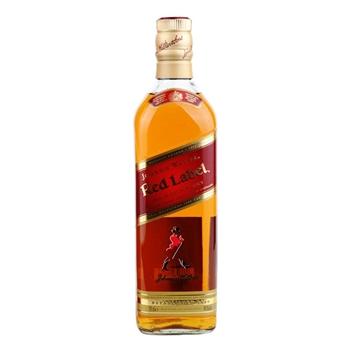 尊尼获加红方威士忌 700ml