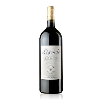 拉菲传奇波尔多法定产区红葡萄酒 1500ml