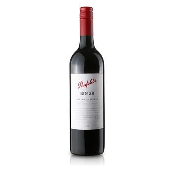 澳洲奔富酒园BIN28卡纳琳设拉子红葡萄酒 750ml